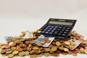 kalkulator pieniądze