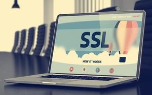 Certyfikat SSL laptop