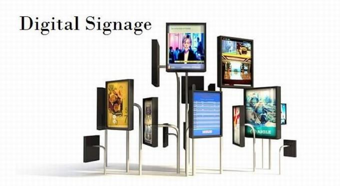 Systemy Digital Signage